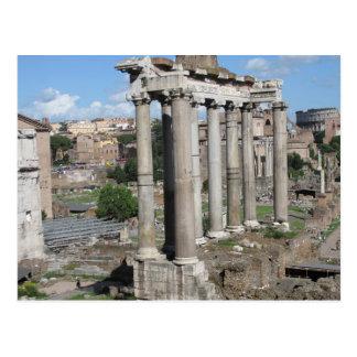 Foro Romanum Tarjeta Postal