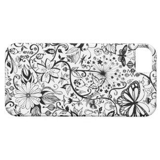 Forrest bugs n fruits iPhone SE/5/5s case