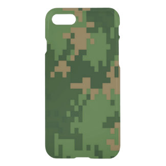 Forrest Camo iPhone 8/7 Case