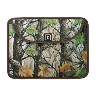 "Forrest Camo Macbook Pro Laptop 13 "" Case Sleeve For MacBook Pro"