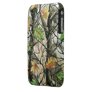 Forrest Camo Pattern iPhone 3G 3GS Case-Mate iPhone 3 Case
