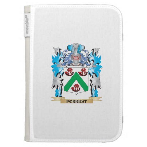 Forrest Coat of Arms - Family Crest Kindle 3G Covers