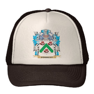 Forrest Coat of Arms - Family Crest Trucker Hat