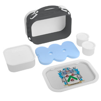 Forrest Coat of Arms - Family Crest Yubo Lunchbox