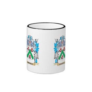 Forrest Coat of Arms - Family Crest Ringer Coffee Mug