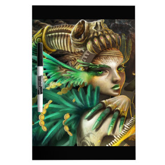 forrest-elf-green-girl-angel-carnaval Dry-Erase whiteboards