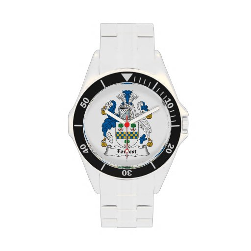 Forrest Family Crest Watch