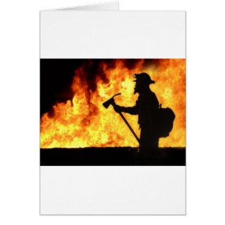 Forrest Fire Card