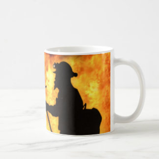 Forrest Fire Coffee Mug