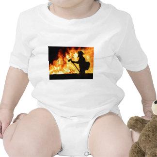 Forrest Fire Bodysuit
