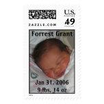 Forrest Grant Postage