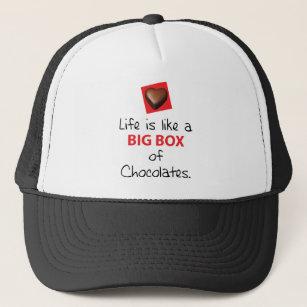 694aea4d398 Forrest Gump fans Trucker Hat