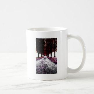 forrest gump road coffee mug