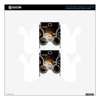 forrest gump road decal for PS3 controller