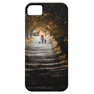 forrest gump road iPhone SE/5/5s case