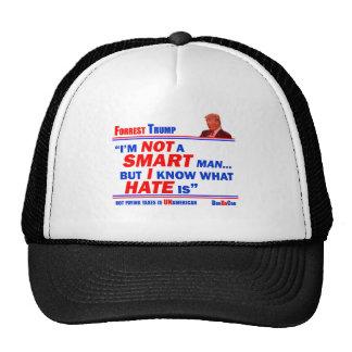 Forrest HATE IS Trucker Hat