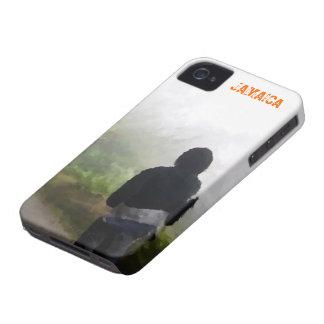 Forrest jamaicano iPhone 4 Case-Mate funda