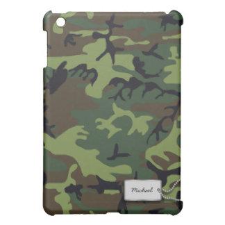 Forrest Military Camo iPad Mini Cases
