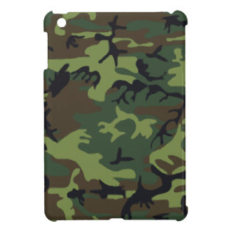 Forrest Military Camo iPad Mini Cover