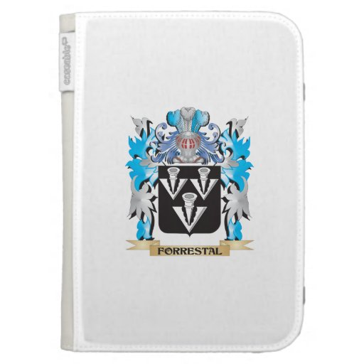 Forrestal Coat of Arms - Family Crest Cases For The Kindle
