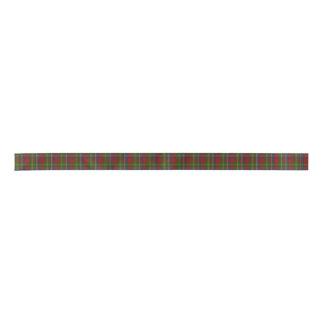 Forrester Clan Tartan Plaid Ribbon