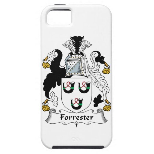 Forrester Family Crest Cover For iPhone 5/5S
