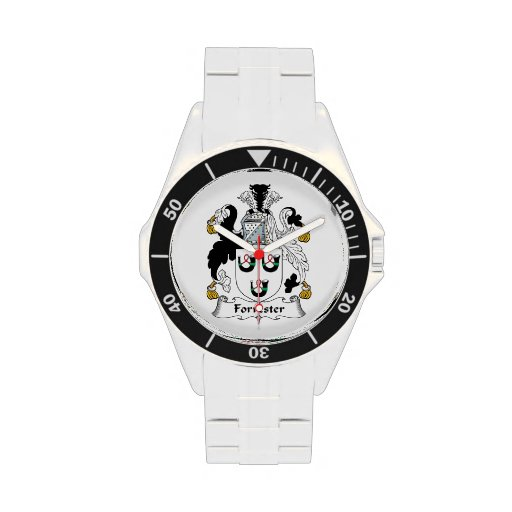 Forrester Family Crest Watches