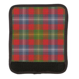 Forrester Tartan Luggage Handle Wrap