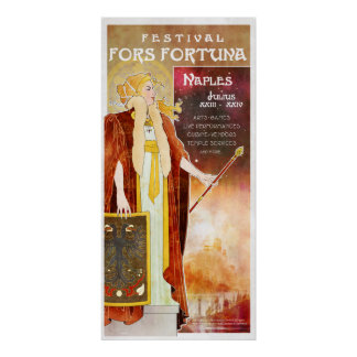Fors Fortuna Poster