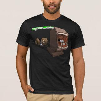 Forsaken Androids Black T-Shirt
