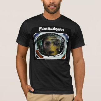 'Forsaken' Astronaut Zombie American Apparel Shirt