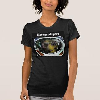 'Forsaken' Astronaut Zombie Ladies Shirt
