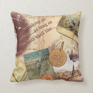 Forsaking All Others Pillow
