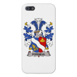 Forsell Family Crest iPhone 5 Case