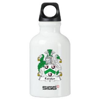 Forster Family Crest Water Bottle