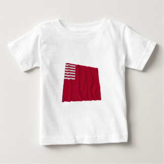 Forster-Knight Waving Color Baby T-Shirt