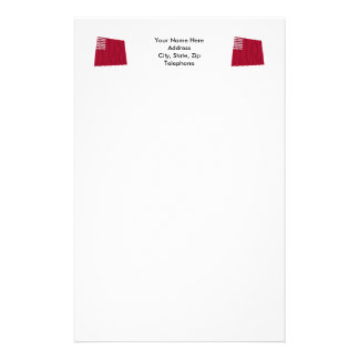 Forster-Knight Waving Color Stationery