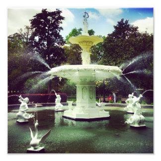 Forsyth Park Fountain Photo Print