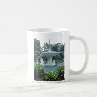 Forsyth Park, in Savannah, Ga Coffee Mug