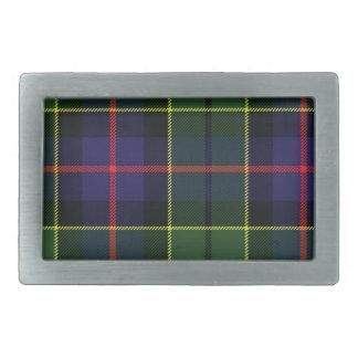 Forsyth Scottish Tartan Belt Buckle