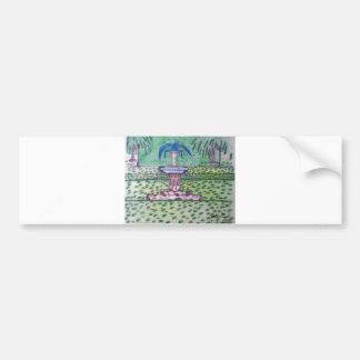 Forsythe Park-bumper sticker