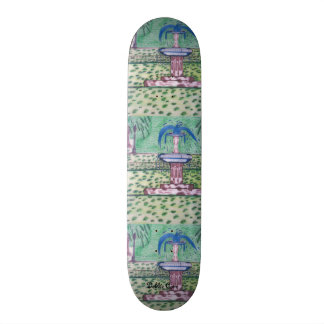 Forsythe Park-skateboard Skateboard Decks