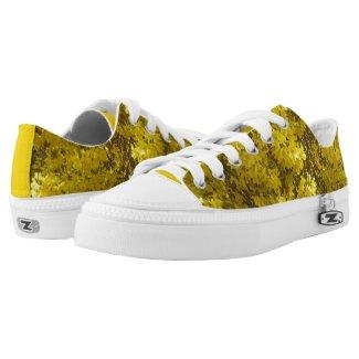 Forsythia Zipz Low Top Shoes