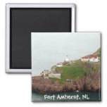 Fort Amherst Magnet