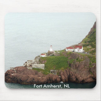 Fort Amherst Mousepad