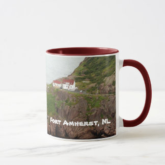 Fort Amherst Mug
