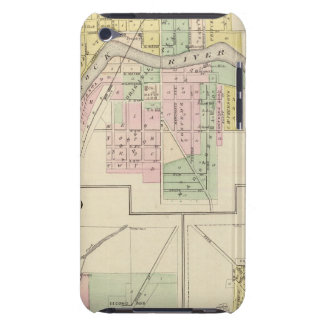 Fort Atkinson, Waterloo and Palmyra, Jefferson Co Barely There iPod Cover
