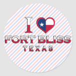 Fort Bliss, Texas Sticker