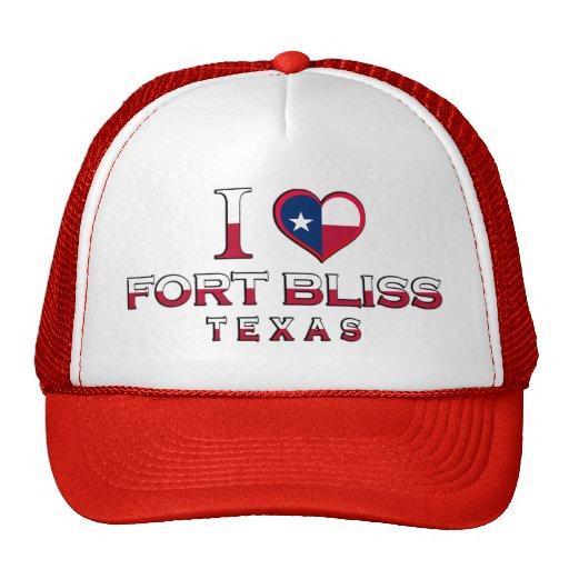 Fort Bliss, Texas Trucker Hat