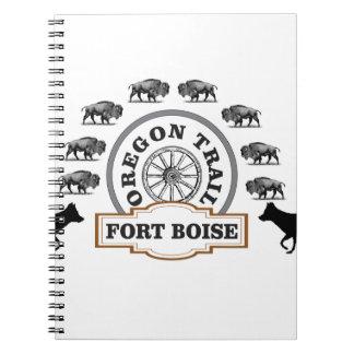 fort boise art of ot notebook